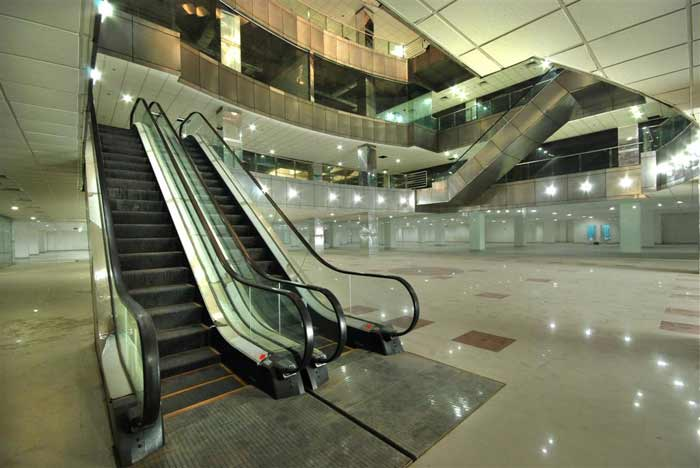 Axis Mall Interior